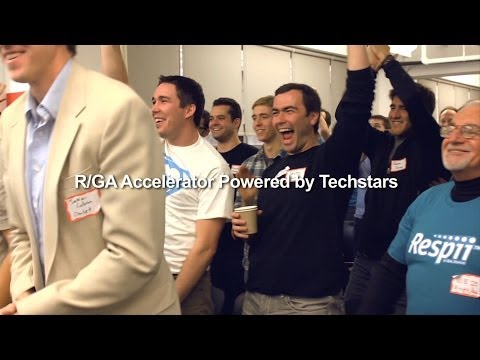 R/GA Accelerator Powered by Techstars