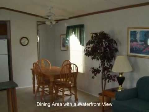 MH 6 Furnished Lakefront Home for Rent Conway SC near Myrtle Beach South Carolina