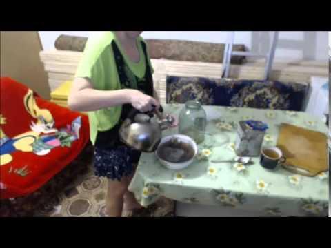 чайный гриб очищение организма
