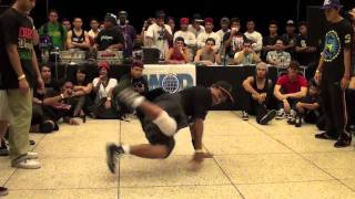 Beat Rock vs. Waikiki Bboys - Ro16 - World of Dance Hawaii 2010