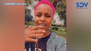 Femi One begs young talented Kenyans to take talent abroad following MCSK row with entertainers