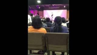 Pastor Wess Morgan