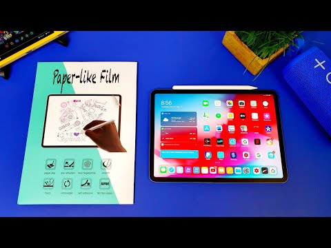 The ZOEGAA Paper-Like Alternative For IPad Pro 11 Deserves Attention!!!