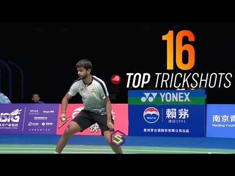 Unimaginable Badminton Trickshots Of 2018 | Top Badminton Trickshots 2018 | God Of Sports