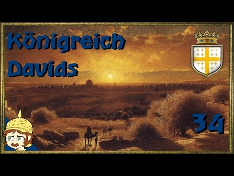 Crusader Kings 2 [Jerusalem] [34] - JeruSADlem