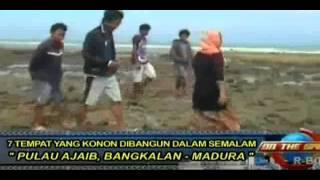 Pulau Ajaib Bangkalan Madura Di Bangun Dalam Waktu Semalam | On The Spot | Trans 7