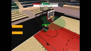 Off The Side Into The Rim [Tutorial] (ROBLOX Hoops - Démo (Basketball)