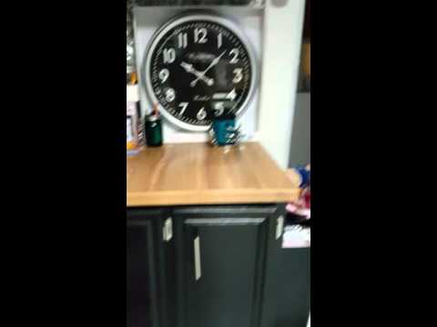 How To Paint Kitchen Cabinets Without Stripping Ask This Old House Youtube