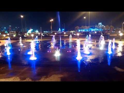 Musical fountain in qatar