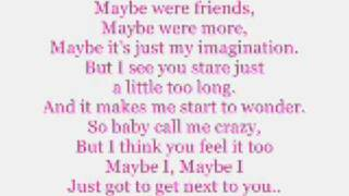 Jordin Sparks -Next to you [with lyrics!] :)