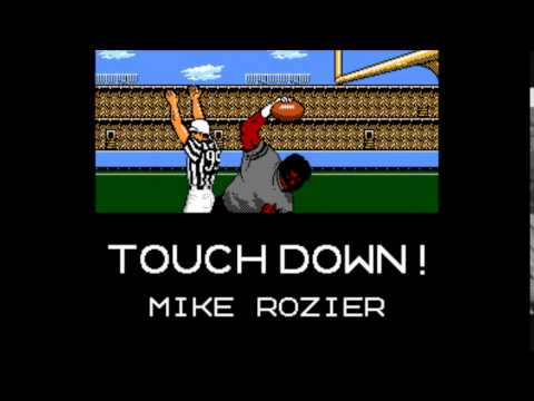 Mike Rozier TD