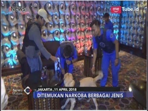 Video Penggerebekan Narkoba di Sense Karaoke Mangga Dua - iNews Malam 12/04