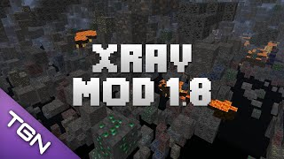 How To Install The Simple Xray Mod Minecraft 1.8