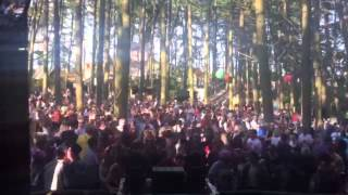The Beat Herder Festival 2015 Toil Trees Stage Mr H 39 s