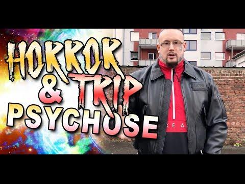 Horrortrip und Psychose