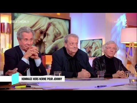 Hommage hors norme pour Johnny - C l'hebdo - 09/12/2017