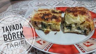 Tavada Börek Tarifi ( Çok Kolay ) l Yemek Tarifleri