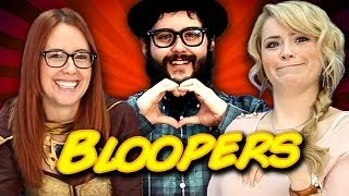 Health Advice from Steve and Bobbing for Apples with Meg and Lee on Bloopers!