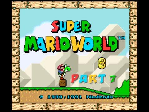 Super Mario World | Ich RASTE aus !!! | Part 7