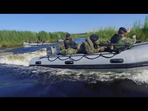 RiverineOps  / Força de Fuzileiros na Lituânia 2018 / Portug