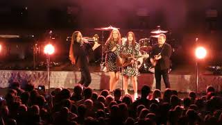 First Aid Kit-Hem of her dress- Live at Mountford Hall, Liverpool 24.10.18