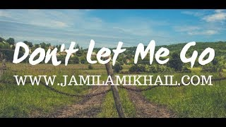 Don't Let Me Go Official Book Trailer