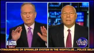 O'Reilly Confronts Colin Powell in Interview on Obama and GOP's Racial Politics - 1/29/13