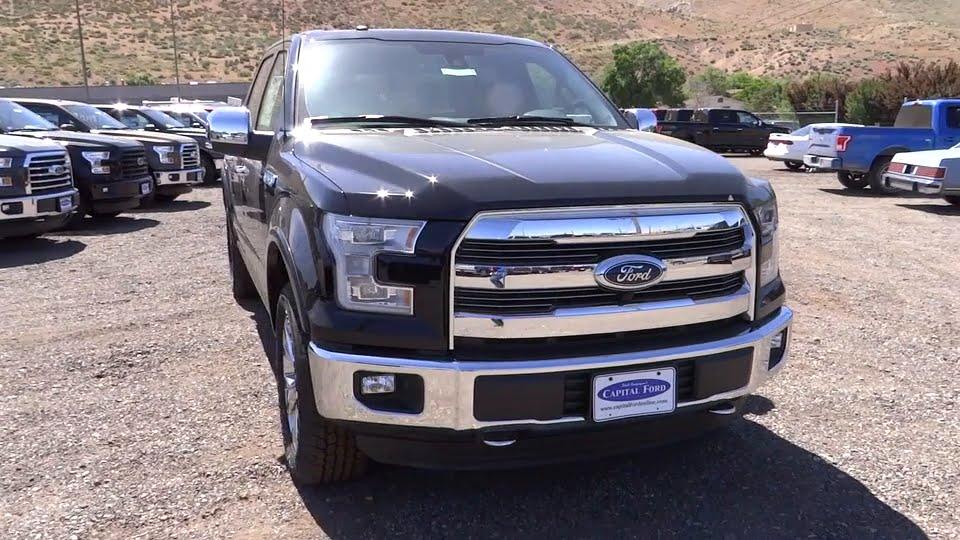 Capital Ford Carson City >> 2016 Ford F-150 Carson City, Reno, Northern Nevada, Susanville, Sacramento, CA 31112 - YouTube