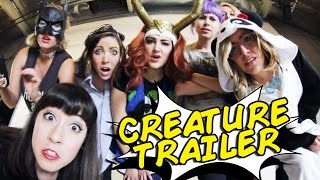 What is CREATURE?
