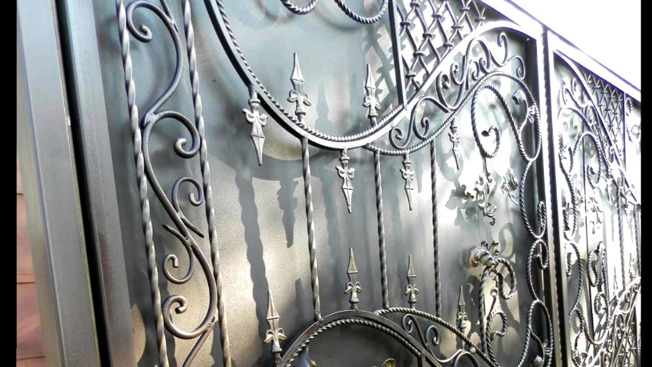 Элементы холодной ковки своими руками фото 47