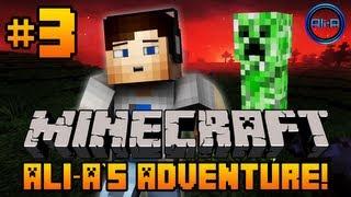 Minecraft - Ali-A's Adventure #3! -