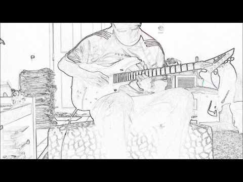 GitarHitam : Sandiwara Cinta - Repvblik ( Guitar Instrumental )