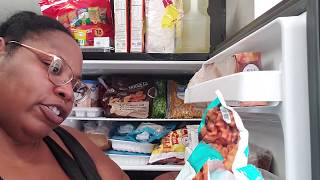 What's in my Pantry/Refrigerator #pantry #food #haul #organizing #bbw
