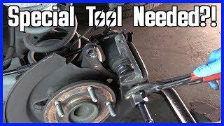 Video How to Replace Rear Brakes Dodge Grand Caravan | Sizes and Torque Specs! download MP3, 3GP, MP4, WEBM, AVI, FLV Oktober 2018