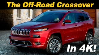 2017 Jeep Cherokee Review and Road Test | Detailed in 4K UHD!