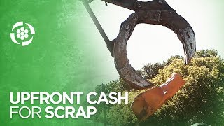 Get Upfront Cash With Scrap Metal | TruGreen