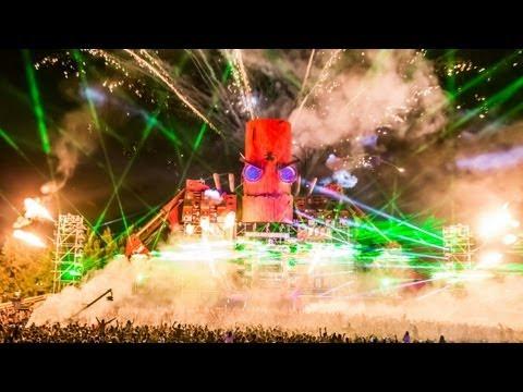 Defqon.1 Australia 2013 | Q-dance Endshow | Feat. Brennan Heart