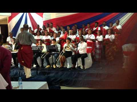 HALLELUJAH CHORUS IN IGBO. PERFORMANCE BY VOX ANGLICANA CHORALE