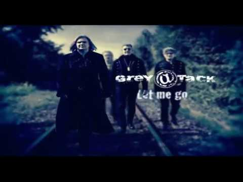 Grey Attack  -  Let me go (Official Lyric Video) (7hard/7us)