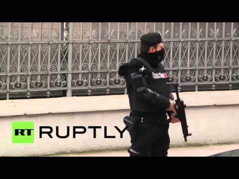 Turkey: German embassy and consulate closed following security threat