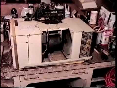1975 friedrich casement window air conditioner youtube for 13 inch casement window air conditioner