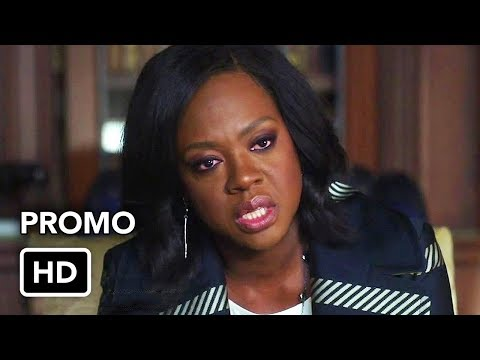 """How to Get Away with Murder 5x07 Promo """"I Got Played"""" (HD) Season 5 Episode 7 Promo"""