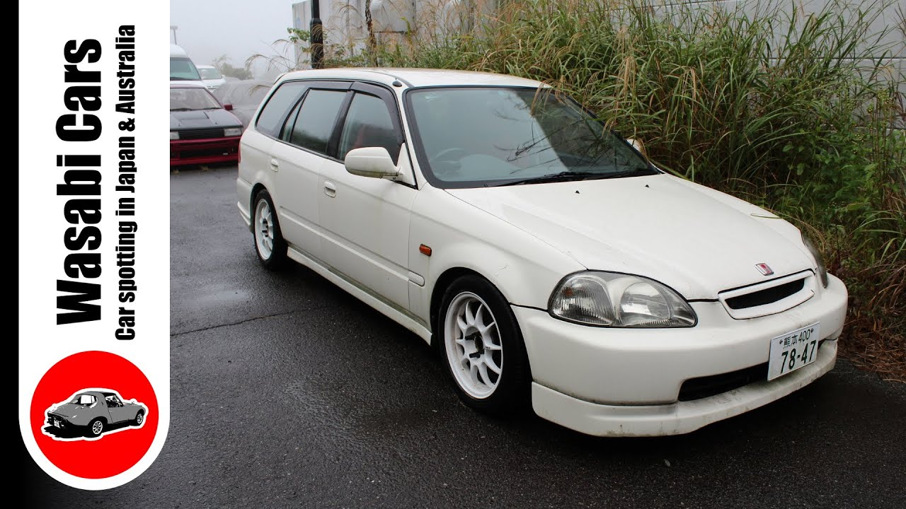 A Family Wagon For The EK9 Honda Civic Type R Fan   YouTube