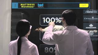 Mattress Warehouse - The Science of Sleep with bedMatch