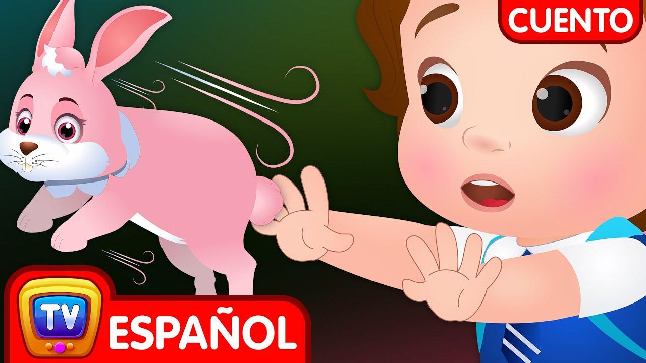 ChuChu y el Conejo (ChuChu and the Rabbit) | ChuChu TV Cuentacuentos