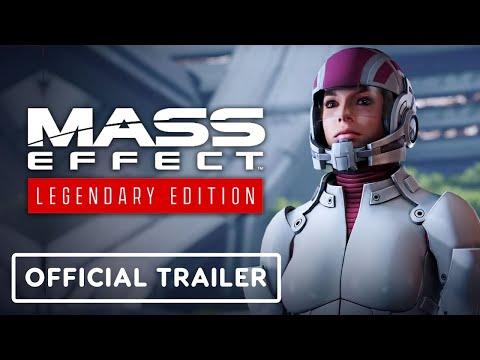 Mass Effect Legendary Edition: Original vs Remastered Comparison – Official Trailer