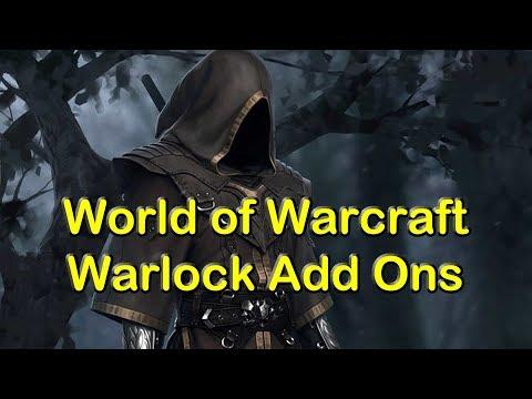 Warlock Addons I use | World of Warcraft: Legion - Part 1 of 3