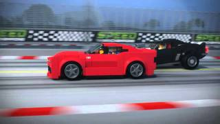 Chevrolet: Friendly Rivals - LEGO  Speed Champions