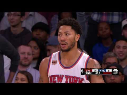 Chicago Bulls at New York Knicks - January 12, 2017