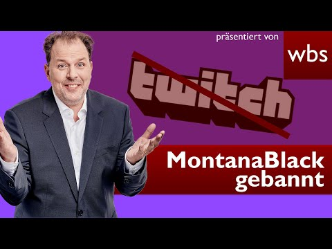 MontanaBlack Twitch Ban! Clip von Monte erzeugt Shitstorm – RA Solmecke reagiert